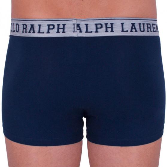 Pánské boxerky Ralph Lauren modré (714707318003)