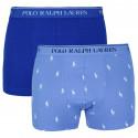 2PACK pánske boxerky Ralph Lauren modré (714662052009)