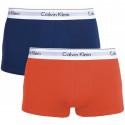 2PACK pánske boxerky Calvin Klein viacfarebné (NB1086A-HNX)