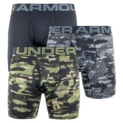 3PACK pánské boxerky Under Armour vícebarevné (1327427 233)