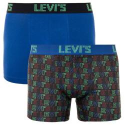 2PACK pánské boxerky Levis vícebarevné (995058001 261)