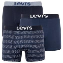 3PACK pánské boxerky Levis vícebarevné (995047001 161)