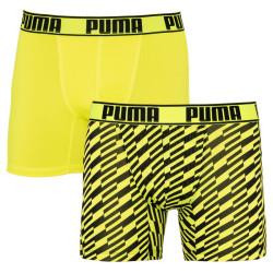 2PACK pánské boxerky Puma sportovní vícebarevné (691010001 260)