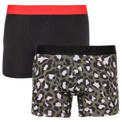 2PACK pánské boxerky Levis vícebarevné (995035001 452)