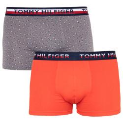2PACK pánské boxerky Tommy Hilfiger vícebarevné (UM0UM01233 021)