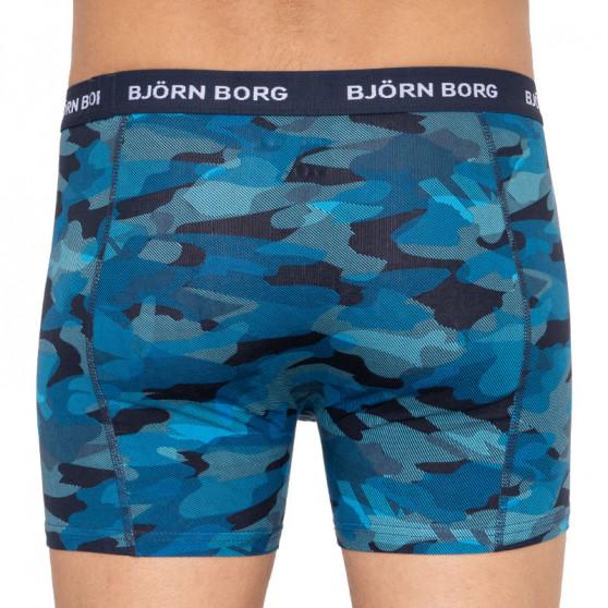 3PACK pánské boxerky Bjorn Borg vícebarevné (9999-1132-70291)