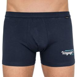 Pánské boxerky Andrie tmavě modré (PS 5216b)