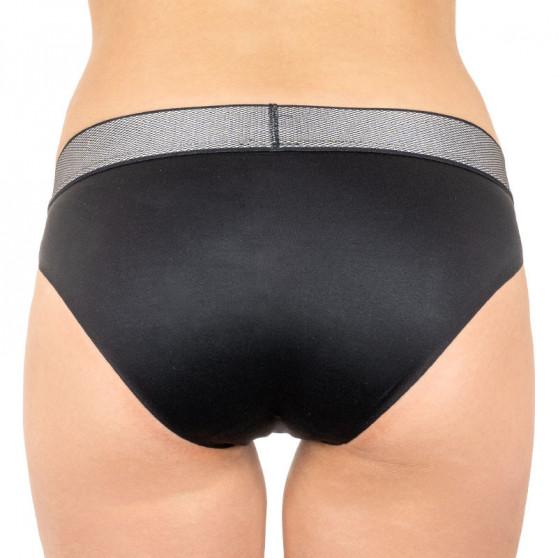 Dámské kalhotky Calvin Klein černé (QF4055E-001)
