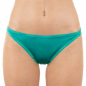 Dámske nohavičky Calvin Klein zelené (QF4530E-GXS)