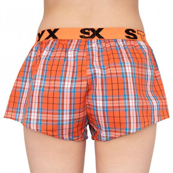 Dámské trenky Styx sportovní guma vícebarevné (T519)