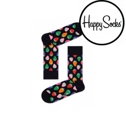 Ponožky Happy Socks Strawberry (STW01-9300)