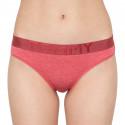 Dámske nohavičky Tommy Hilfiger ružové (UW0UW01064 601)
