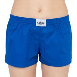 Dámské trenky ELKA sytě modré (D0048)