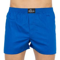 Pánské trenky ELKA sytě modré (P0048)