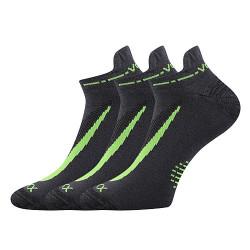 3PACK ponožky VoXX šedé (Rex 10)