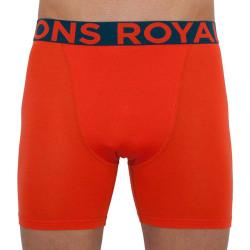 Pánské boxerky Mons Royale merino oranžové (100088-1076-122)