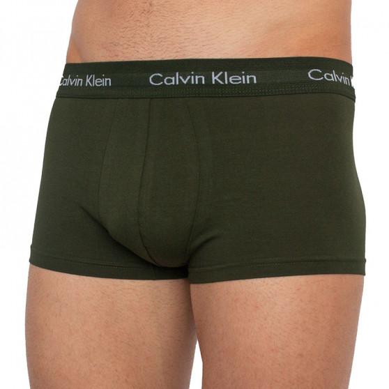 3PACK pánské boxerky Calvin Klein vícebarevné (U2664G-MXN)
