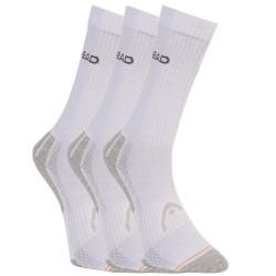 3PACK ponožky HEAD bílé (741020001 300)