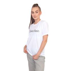Dámské tričko Calvin Klein bílé (QS6105E-100)