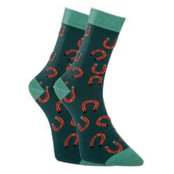Veselé ponožky Dots Socks podkovy (DTS-SX-426-Z)