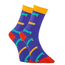 Veselé ponožky Dots Socks skateboard (DTS-SX-452-F)