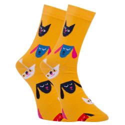Veselé ponožky Dots Socks zvířátka (DTS-SX-403-Y)
