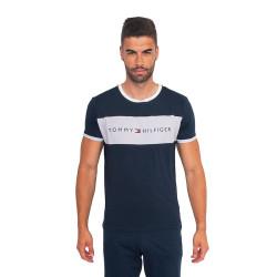Pánské tričko Tommy Hilfiger tmavě modré (UM0UM01170 416)