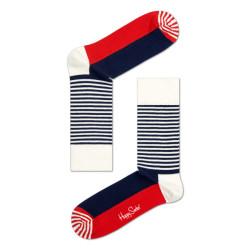 Ponožky Happy Socks Half Stripe (SH01-068)