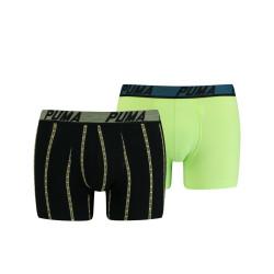 2PACK pánské boxerky Puma vícebarevné (601003001 004)