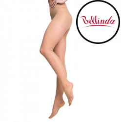 Dámské silonové punčochy Bellinda mandlové (297152-0116)