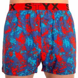 Pánské trenky Styx art sportovní guma Jáchym (B852)