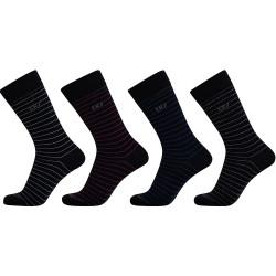 4PACK ponožky CR7 vícebarevné (8180-80-11)
