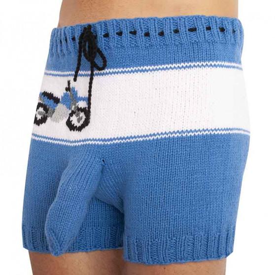 Ručně pletené trenky Infantia (PLET65)