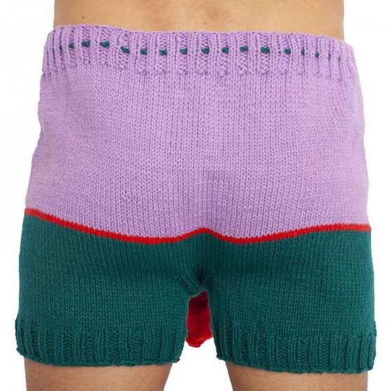 Ručně pletené trenky Infantia (PLET61)