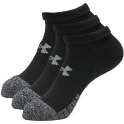 3PACK ponožky Under Armour černé (1346755 001)