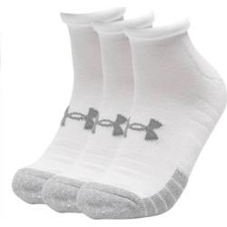 3PACK ponožky Under Armour bílé (1346753 100)