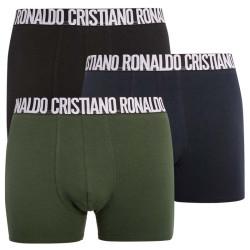 3PACK pánské boxerky CR7 vícebarevné (8100-49-670)