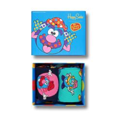 2PACK ponožky Happy Socks Mr Potato Head Gift Box (XPOT02-0100)