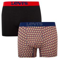 2PACK pánské boxerky Levis vícebarevné (100000515 001)