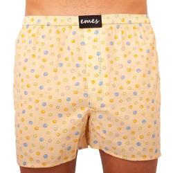 Pánské trenky Emes žluté (015)
