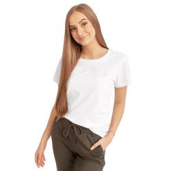 2PACK Dámské tričko CK ONE bílé (QS6442E-100)