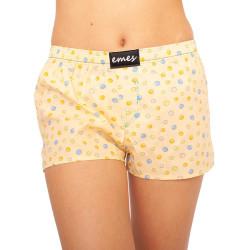 Dámské trenky Emes žluté (015)