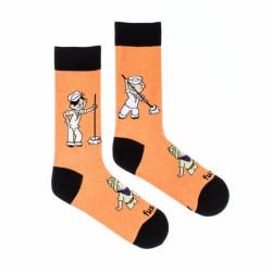 Veselé ponožky Fusakle Lolek a Bolek (--1104)