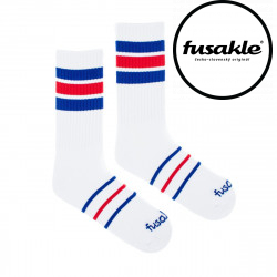 Veselé ponožky Fusakle retráč ČSR (--1077)