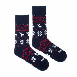 Veselé ponožky Fusakle zimník (--1064)
