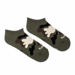 Veselé ponožky Fusakle maskáč (--1056)