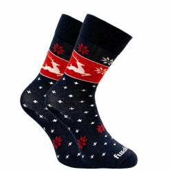 Veselé ponožky Fusakle jelen (--0539)