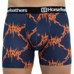 Pánské boxerky Horsefeathers Sidney heavy metal (AM070N)