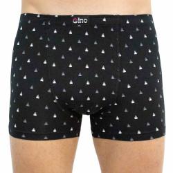 Pánské boxerky Gino černé (73098)
