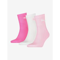 3PACK ponožky Puma vícebarevné (231011001 422)